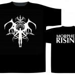 White logo T shirt MRTSWH