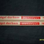 Nigel Durham Drumsticks (pair) MRNDSTX