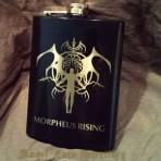 Morpheus Rising Hipflask